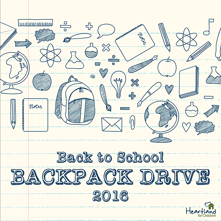 Foster Friends: Backpack Drive 2016