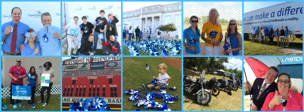 Child Abuse Prevention Month 2016 Recap