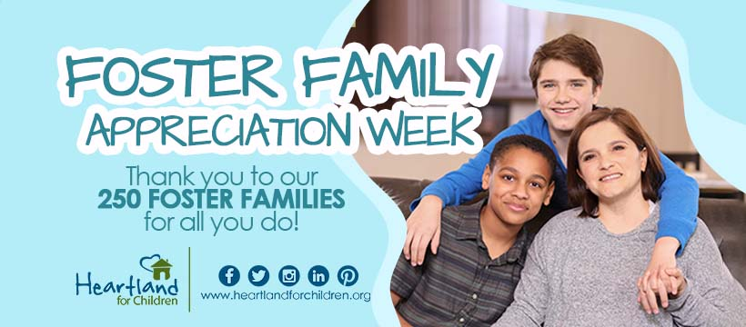 Foster Family Appreciation Week