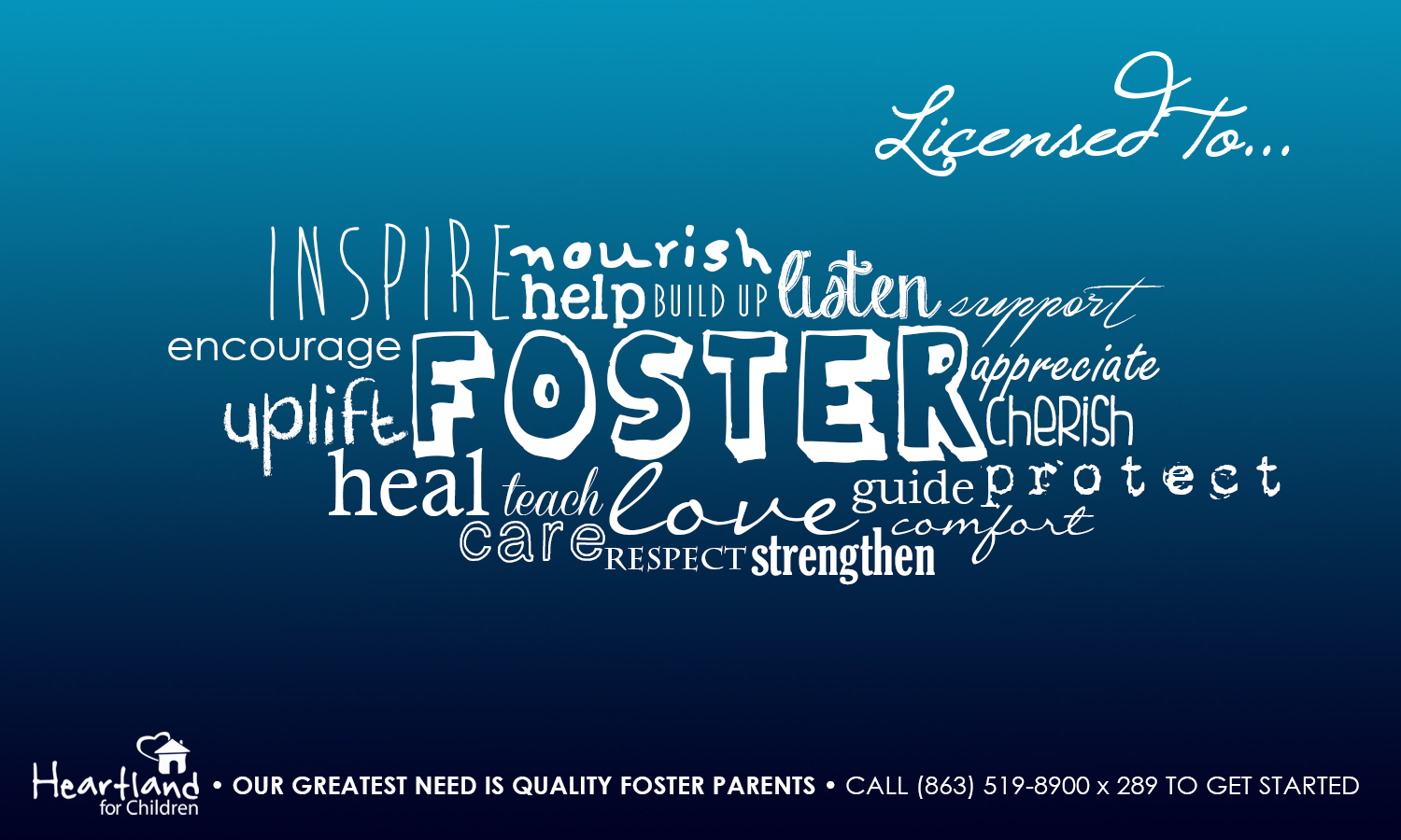 Foster Care Quotes Licensed To Foster